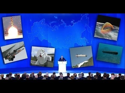 Putin: Russia's Superweapon Systems Are Reality; They Are Already Deployed!
