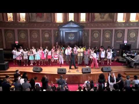 Georgetown University Gospel Choir Concert Spring 2016