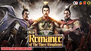 New Romance of the Three Kingdoms Android Gameplay