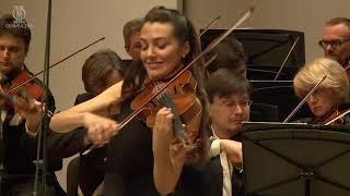 Mozart Sinfonia Concertante, Julian Rachlin and Sarah McElravy