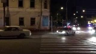 Иркутский школьник полчаса убегал от ГИБДД на угнанной