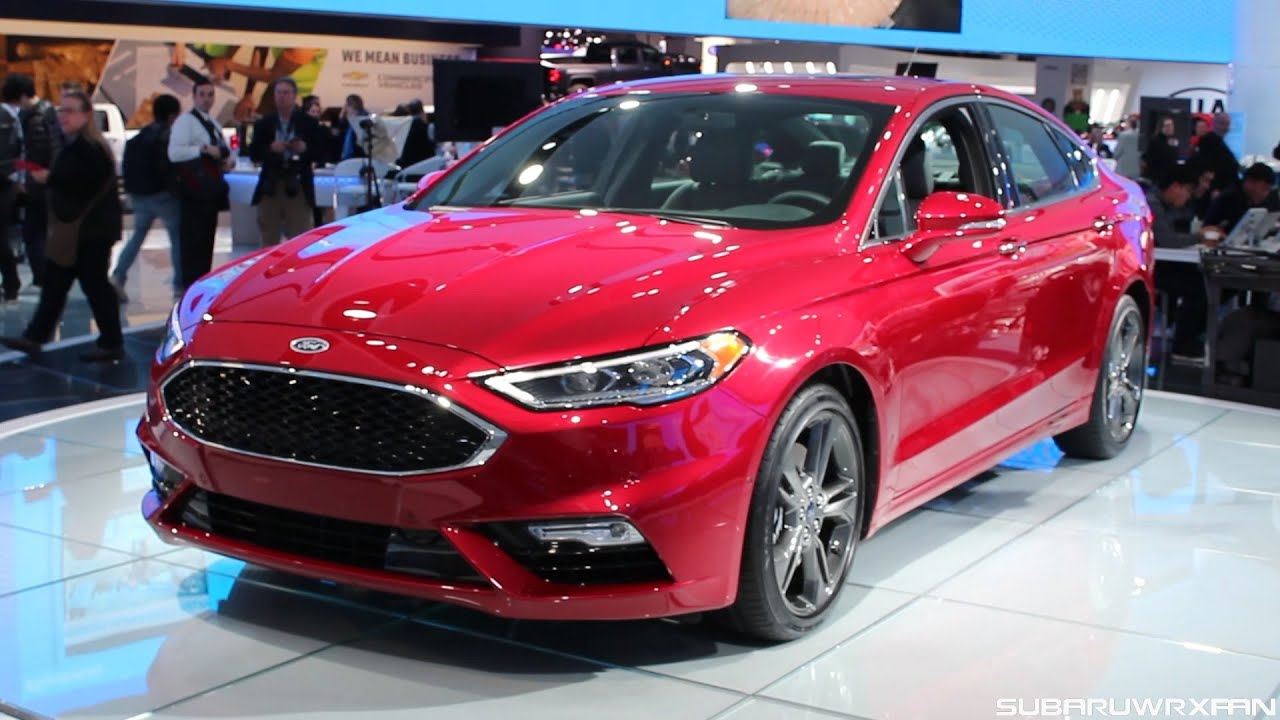 2017 ford fusion v6 sport design and discussion youtube. Black Bedroom Furniture Sets. Home Design Ideas