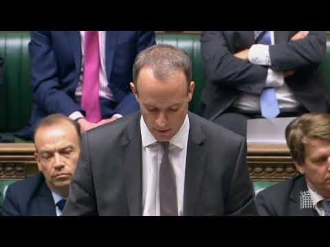Dominic Raab updates MPs on the state of Brexit negotiations