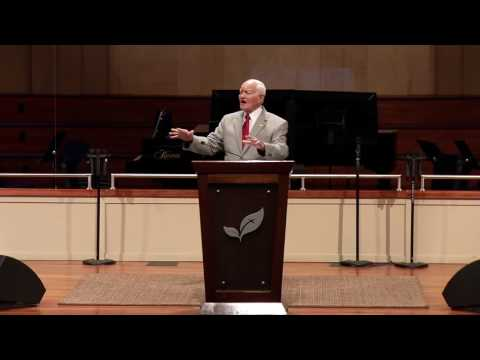 Dr. Don Sisk: Except a Corn of Wheat Fall