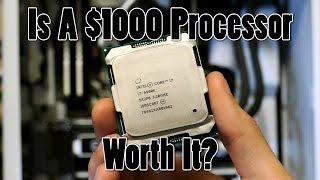 Benchmarking the $1000 i7 6900K Behemoth