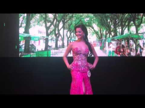 Miss Nikkei   Panamazonia 2016   PT2