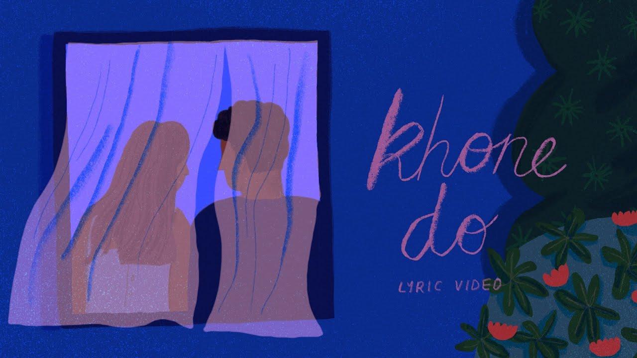 Download Khone Do - Prateek Kuhad   Official Lyric Video 🧩✨