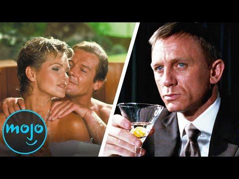 Top 10 Reasons James Bond Is a Terrible Spy!!