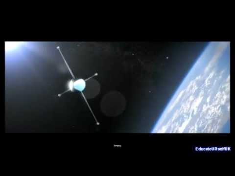 Space Storm Tracked From Sun To Earth By NASA Satellites.