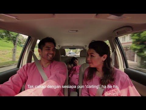 "THE DAY BEFORE RAYA…   ""Rayaster"" by Nissan Malaysia (2017)"