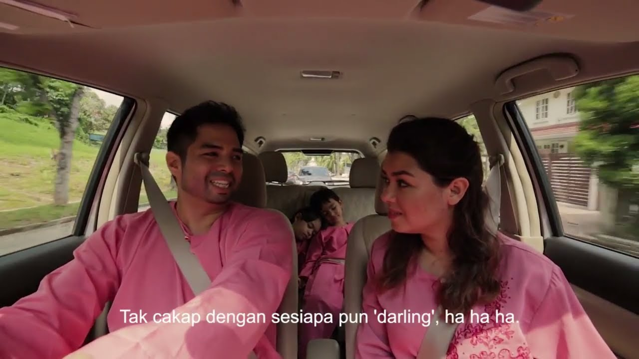 "THE DAY BEFORE RAYA… | ""Rayaster"" by Nissan Malaysia (2017)"