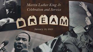 MLK Worship Service - January 2021