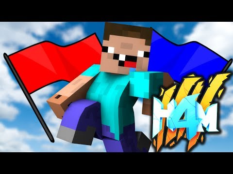 CAPTURE THE FLAG EVENT!! |HOW TO MINECRAFT 4 #48 (Minecraft 1.8 SMP)