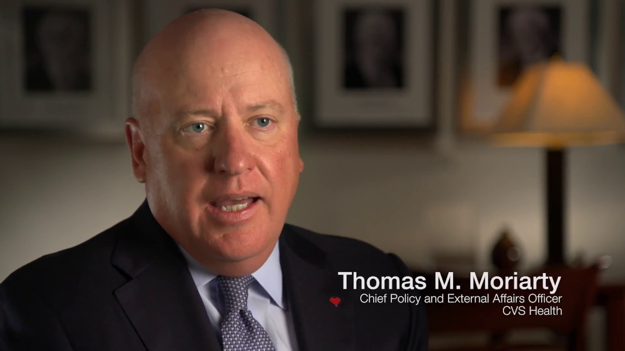 Chief Policy Offer Tom Moriarty on CVS Health's Commitment to ...
