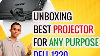 Dell 1220 projector -Best affordable
