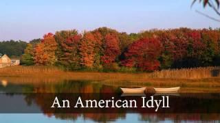 Autumn In New England - David Huntsinger (Full Album)
