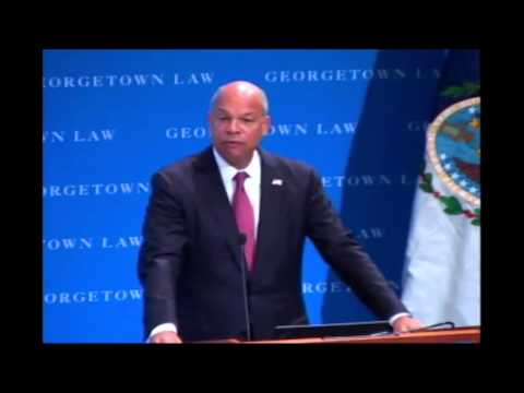 2015 Immigration Law and Policy Conference – Keynote Address: The Honorable Jeh Johnson