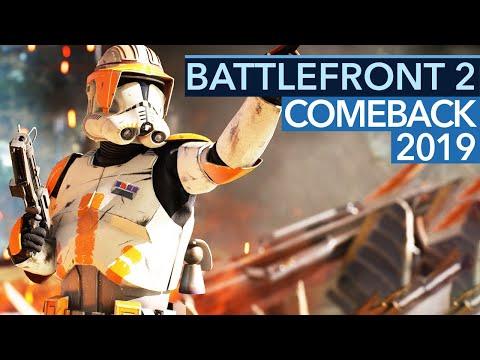 So Gut Wie JETZT War Battlefront 2 Noch Nie