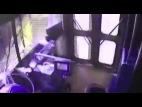 Multiple videos capture bus crashing into home in San Antonio