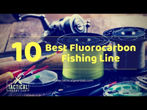 10 Best Fluorocarbon Fishing Line - Tactical Gears Lab 2020