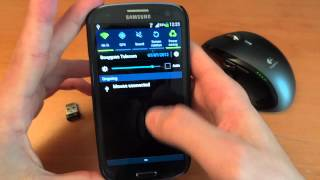 Samsung Galaxy S III - GT-I9300 - USB OTG Connector Overview - By TotallydubbedHD