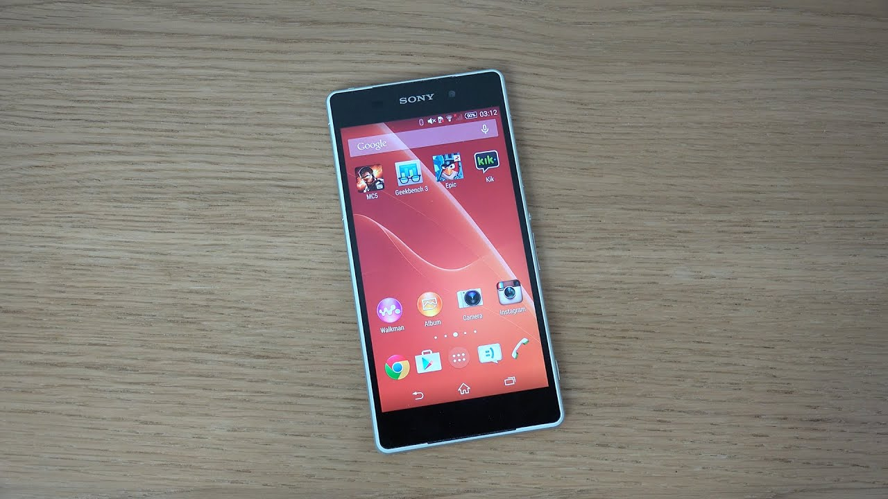 Sony Xperia Z2 Android 4 4 4 KitKat Official Update Review