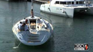 Jeanneau Yachts 360 Docking System, Sailboat handeling made easy By: Ian Van Tuyl