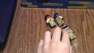 Custom scuba troopers