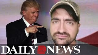 Liberal Redneck Trae Crowder: Trump's campaign is a 's--tshow'