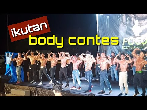 Ikutan body contest FOCUS FIT PEKANBARU ! New muscle and Middle muscle