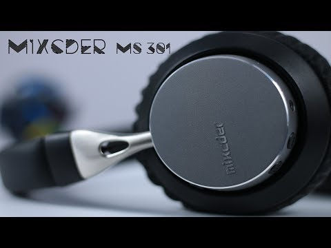 Mixcder MS301 Bluetooth Headset With 20 Hours Of Playtime (Budget Headphones ?)