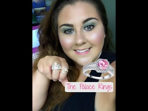 The Palace Rings Review!!! || Princess Rings!