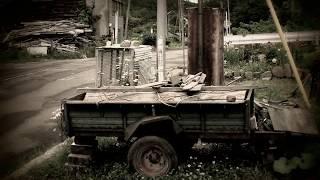 """廃墟巡礼『我路鎮魂』""""Requiem Garo"""" [LOMO/OldFashion版] (北海道美唄市)/フォーレ・レクイエム Ruins In Garo.Bibai,Hokkaido"""