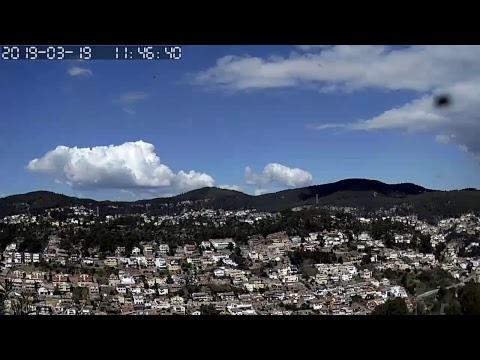 Emisión en directo de Meteo Els Pinars Vallirana