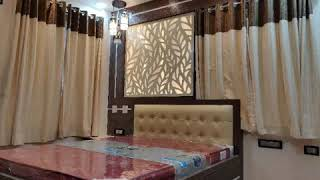 Interior designing of a 2BHK Flat | Interior Decoration | Modular Kitchen | Living Room Decoration
