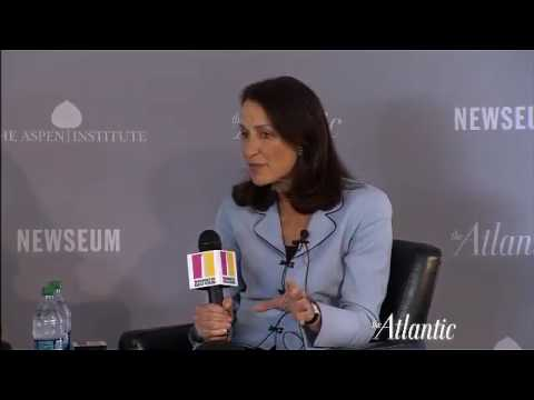 Margaret Hamburg and Corby Kummer / Washington Ideas 2011