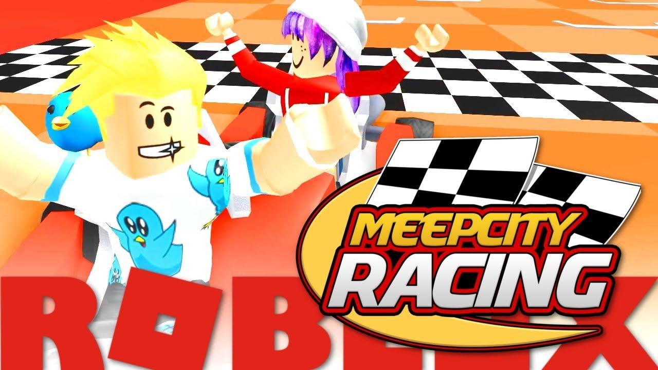 Meep city racing roblox