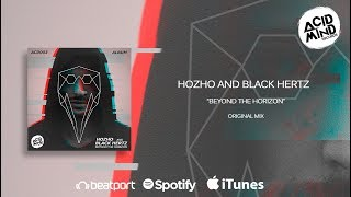 Black Hertz & Hozho - Beyond The Horizon (Original Mix)