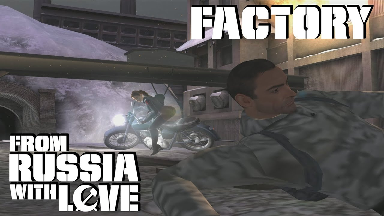 007 From Russia With Love Gcn Factory 00 Agent Youtube
