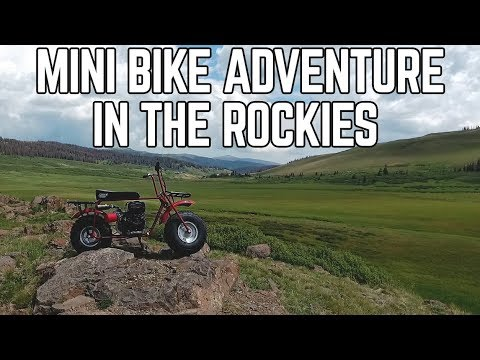 Epic Ride to Abandoned Mining Town (at 11k feet!)