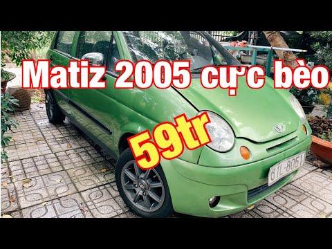 [ĐÃ BÁN] Matiz 2005 bản SE Lấy Vốn Mùa Dịch rẻ hơn cả SH  Nghĩa Bốn Bánh - chuyên xe dưới 300 triệu