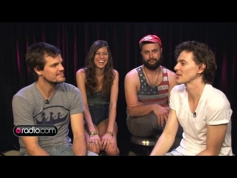 Houndmouth Bring Southern Rock To The Midwest And Love Cracker Barrel