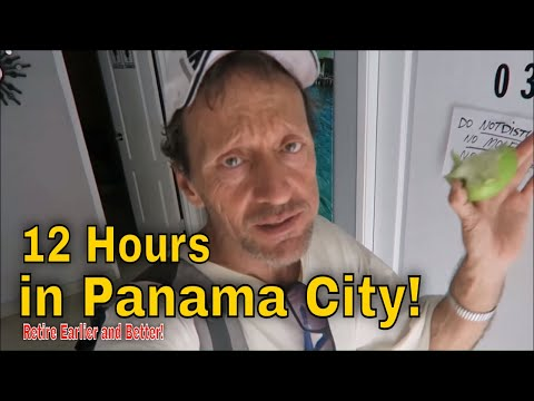 12 Great Hours in Panama! Travel Abroad VLOG 2018 🇵🇦😎