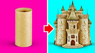 16 ADORABLE CARDBOARD TOYS FOR TODDLERS