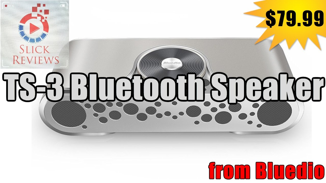 how to connect bluethooth to a bluedio speaker