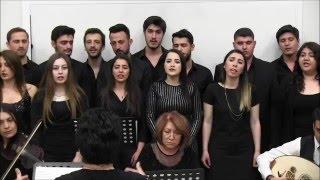 Türk Müziği eserleri İnci Yaman ın şefliğinde Medipol de seslendirildi