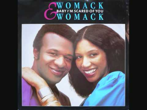 Baby I'm Scared Of You - Womack & Womack (1983)