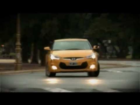 CESVI ARGENTINA TEST DRIVE HYUNDAI VELOSTER