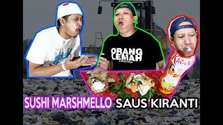 Gambar cover LAST HOPE KITCHEN - SUSHI MARSHMELLO SAUS KIRANTI feat. COKI ANWAR