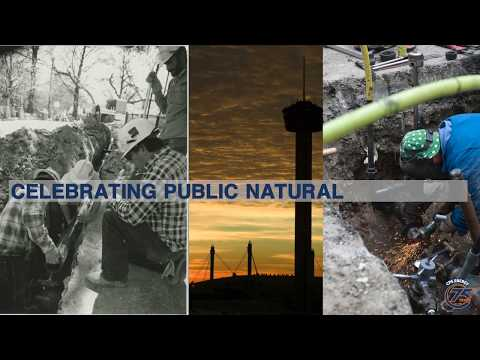 Natural Public Gas Week #5